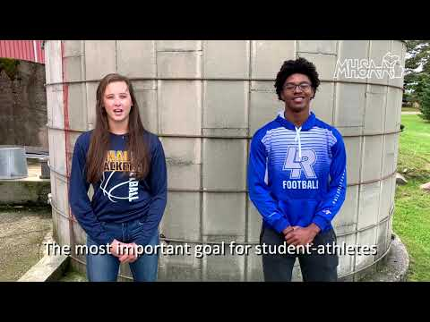 Video thumbnail for MHSAA 2020-21 Student Advisory Council Belief Statement