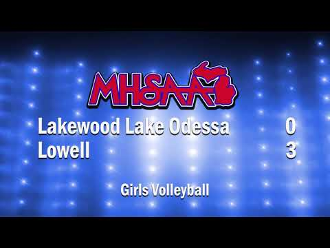 Video thumbnail for MHSAA.TV Highlights - Week of 9.8.20