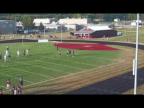 Video thumbnail for MHSAA Football Week 3 Unforgettable 5ive