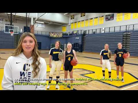 Video thumbnail for MHSAA 2021-22 Student Advisory Council Belief Statement