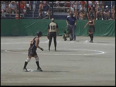 Video thumbnail for Softball 2007 Division 2 Final - Tecumseh v. Comstock Park