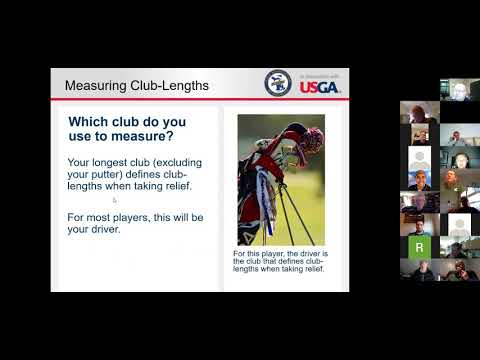 Video thumbnail for 4-13-21 MIGCA-GAM Golf Rules Education Zoom