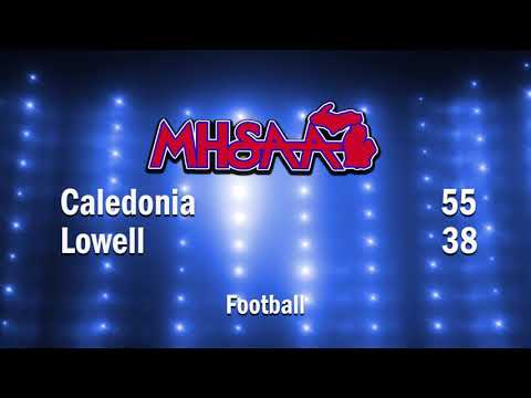 Video thumbnail for MHSAA.TV Highlights - Week of 11.2.20